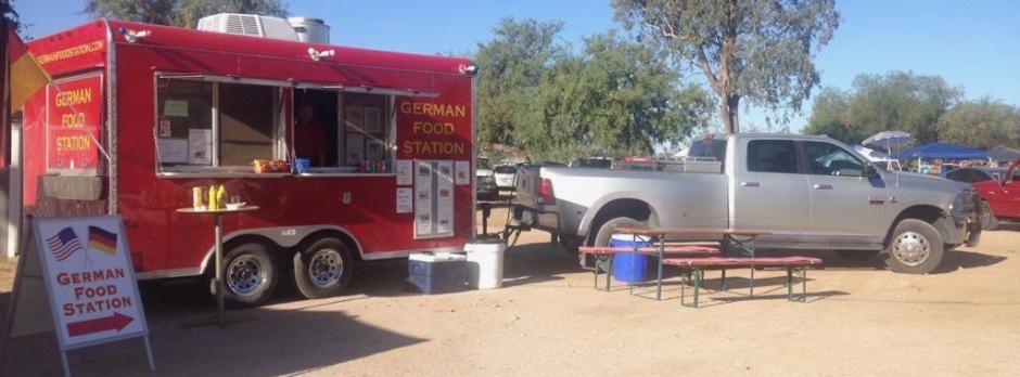 German Food Truck Tucson
